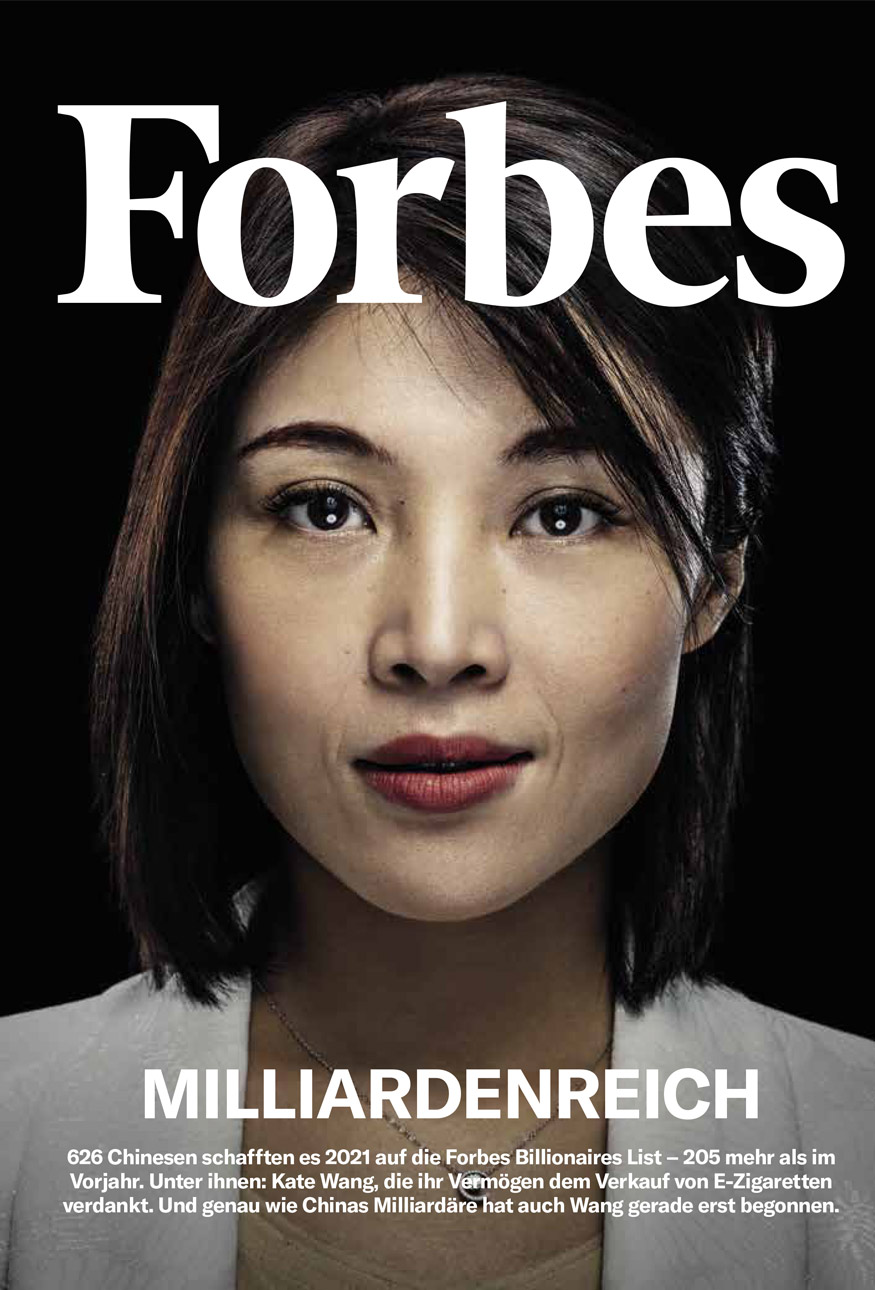 Forbes Magazin 04.2021