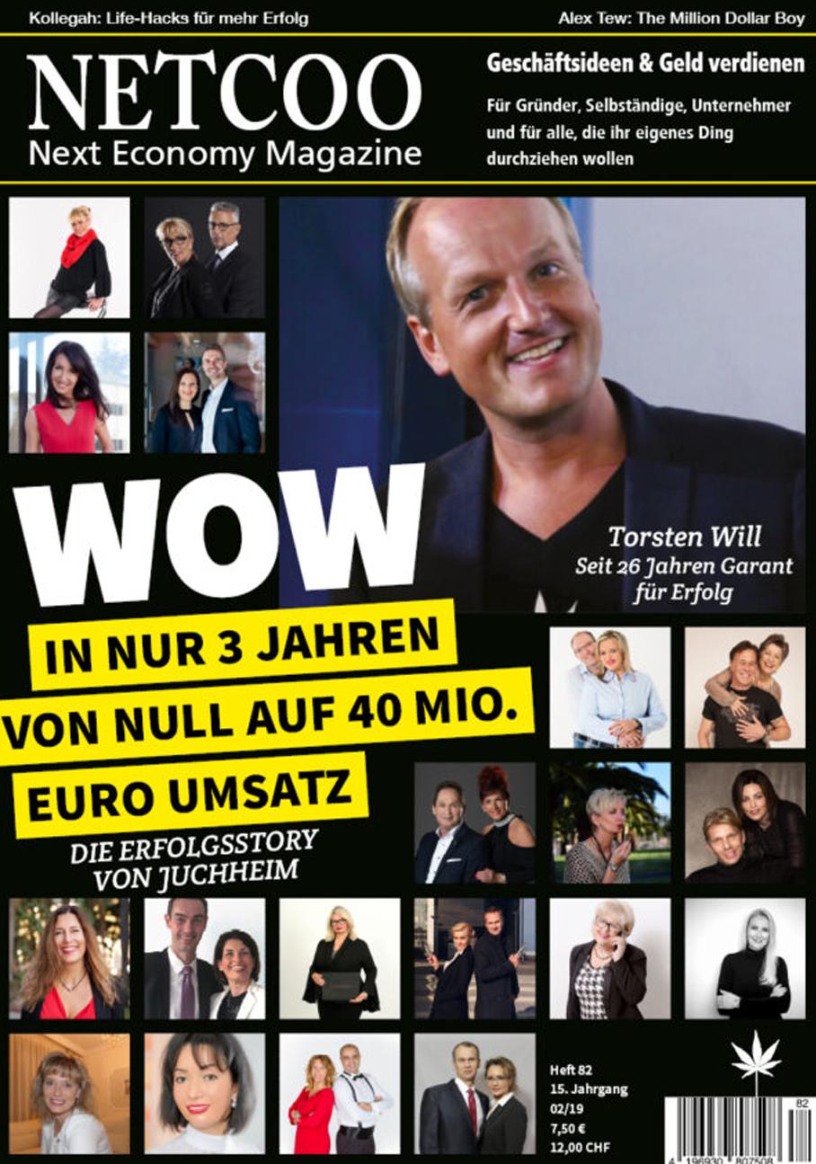 Netcoo Magazin 02.2019